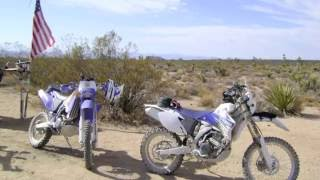 Dual Sport Motorcycle Ride Barstow to Laughlin