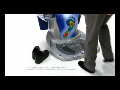 Dr. Scholl's - Foot Mapping - YouTube on