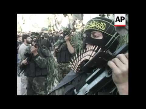 Download WRAP Hamas ceasefire with Israel ends; Military show by Islamic Jihad