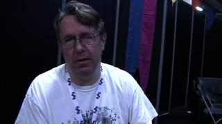Geekopolis 2015 :  interview de Alastair Reynolds pour Actusf