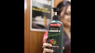 New !! TRESmme Botanique Nourish & Replenish shampoo Review  !!  new range by TRESmme india