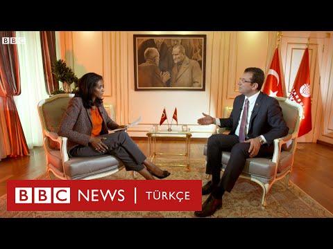 BBC HARDtalk - Ekrem İmamoğlu: Cumhurbaşkanı adayı olup olmayacağıma toplum ve partimiz karar verir