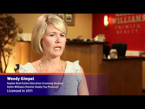 The Kaplan Real Estate Education Student Experience