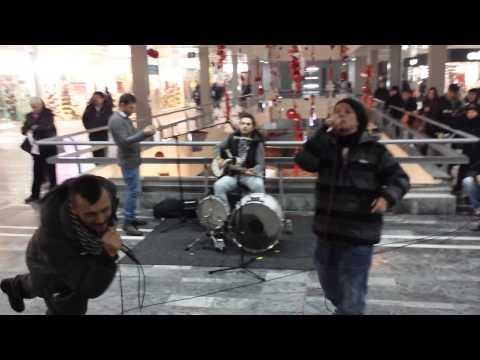 Dubioza Kolektiv-Kazu Skopje Live GTC 27.12.2013