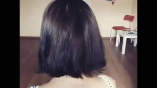 видео Cвадебные прически на стрижку каре с челкой и фатой