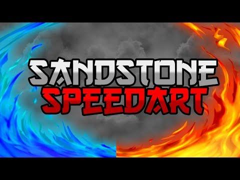 ★Sandstone Speedart★ | For SalziiPack V1 | DarkSkylix