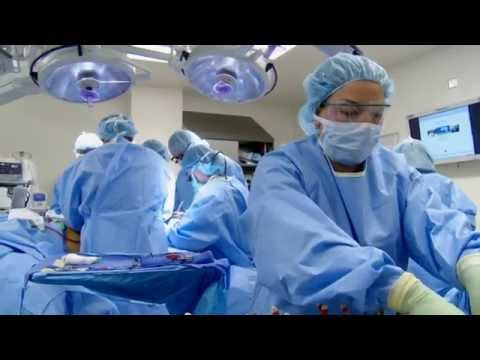 The surgery removing Wesley Warren