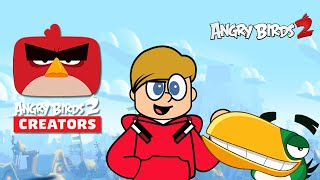 Introducing Angry Birds 2 Creators | Meet Lachie!