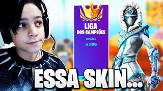 THIS SKIN ME OF SKILL IN THE ARENA?! Fortnite
