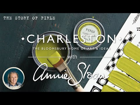 Annie Sloan With Charleston: The Story of Firle