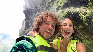 Dicen que el agua de esta cascada te hace más joven... | Cañón del Sumidero 🌊