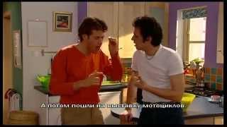 Испанский язык с сериалом Extr@ 6 .Русские субтитры