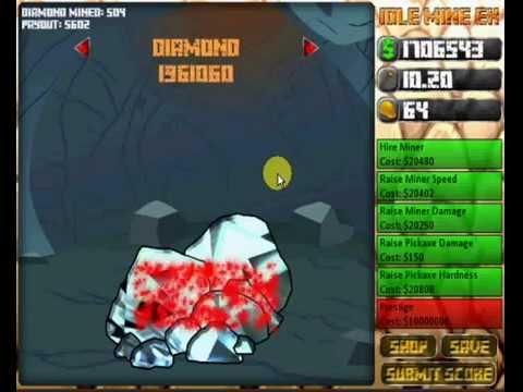 Idle Mine EX Walkthrough