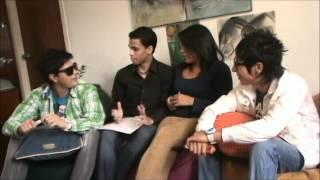 JenCarlos Canela, R-vin y Mike en Casa de Chamos Prog 48