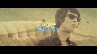 Bobby Bazini   I Wonder video karaoke