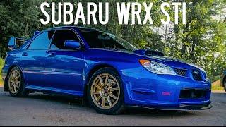 2007 Subaru WRX STI // Gears and Gasoline