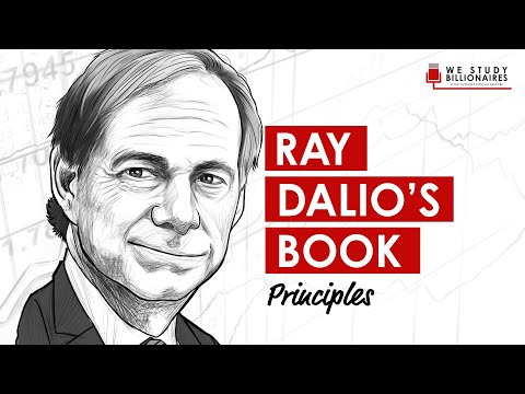 164 TIP. Billionaire Ray Dalio's Book: Principles