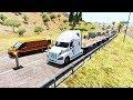 Trailero Mexicano #25 Doble de planas de México a Gringolandia