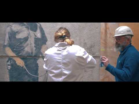 Restoring Banksy (Extended Version)