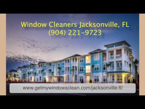 Jacksonville FL Window Cleaners
