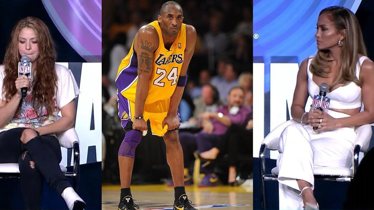 Jennifer Lopez and Shakira will honor Kobe Bryant in Super Bowl ...