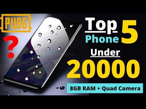 Top 5 BEST Phones Under 20000 [June & July 2020] | Best Smartphone Under 20000 🔥🔥