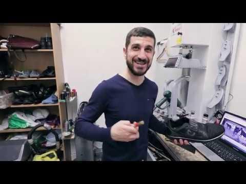 Видео уроки по ремонту обуви советы мастеров