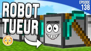 JE CRÉE UNE ARMÉE DE ROBOTS ! | Minecraft Moddé S4 | Episode 138