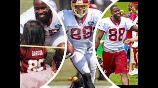 Gambar cover L'union Suite Chat With Redskins Wide Receiver Pierre Garcon