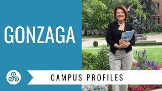 Gonzaga University - overview by American College Strategies after a campus tour