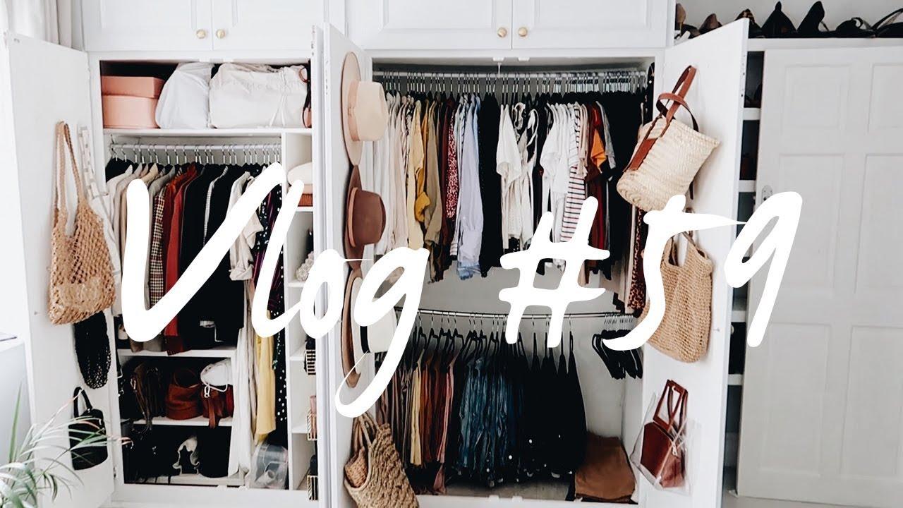 5e81e882b3e Big Wardrobe Clear-out, Re-organise & Tour
