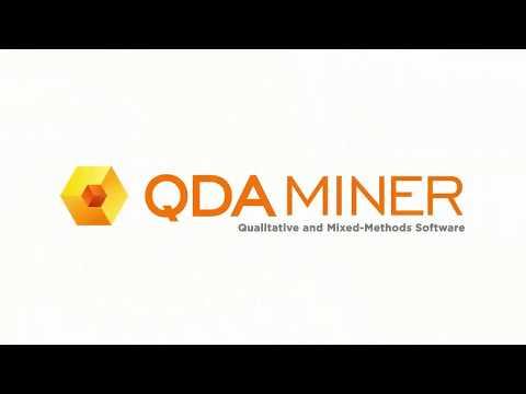 QDA Miner Lite - Free Qualitative Data Analysis Software