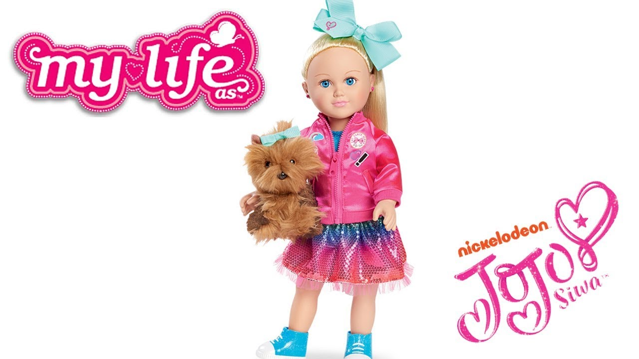 MY LIFE AS A JOJO SIWA DOLL