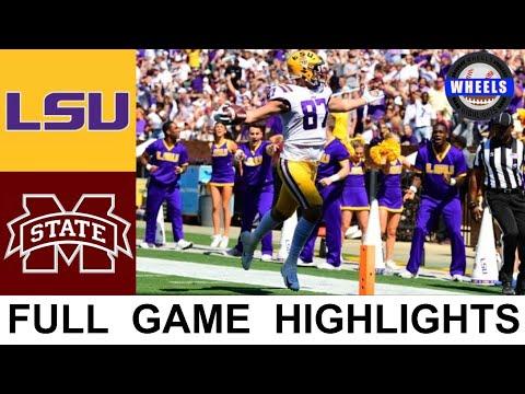 Download LSU vs Mississippi State Highlights | College Football Week 4 | 2021 College Football Highlights