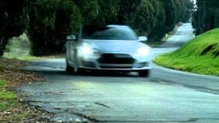 Tesla Model S, latest car 2012 video