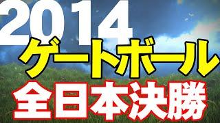 2014 第30回全日本ゲートボール選手権大会 決勝トーナメント決勝