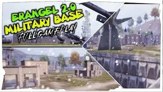 Erangel 2.0 Military Base Gameplay /RushGaming Zone / Beta #6