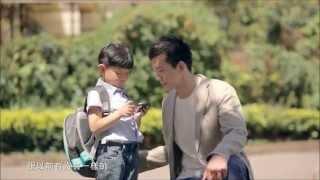 時空訊息主題影片 - 爸爸給孩子的勇氣