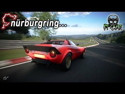 1973 Lancia Stratos - Nurburgring (Lap Time) | Gran Turismo SPORT