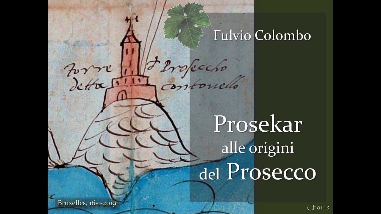 Download Prosekar alle origini del Prosecco