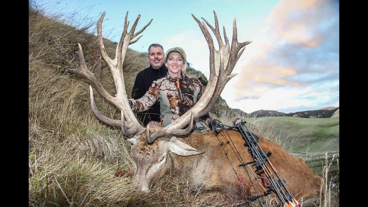 New Zealand 2013 Bow Hunt