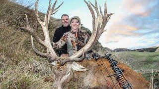 New Zealand 2013 Bow Hunt - Alpine Hunting