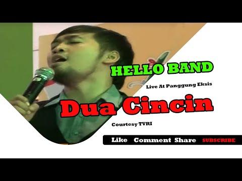 HELLO BAND [Dua Cincin] Live At Panggung Eksis (11-11-2014) Courtesy TVRI