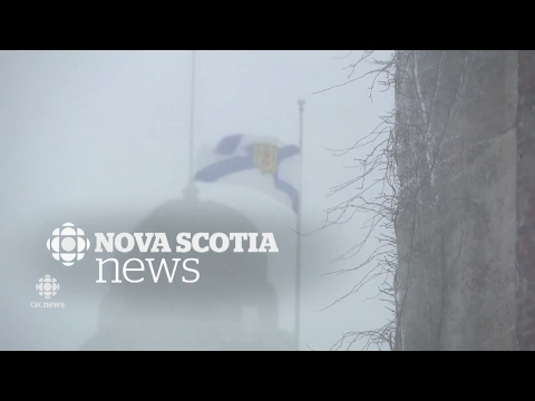 CBC News: Halifax at 6:00, Feb. 13, 2017 - Storm Special