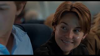 The Fault In Our Star (Plane Scene)