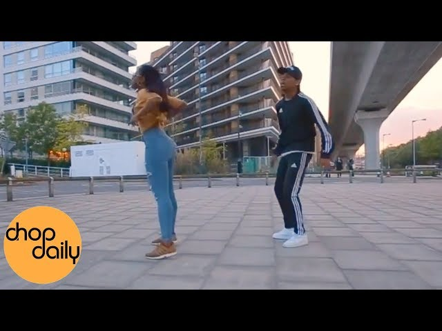 M.KING - Afro Magic (Dance Video)