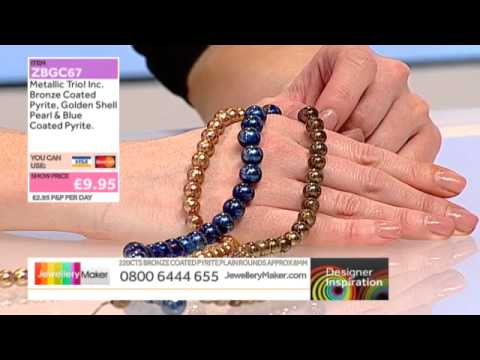 [How to use Sterling Silver in Jewellery Making] - JewelleryMaker DI 7/1/15
