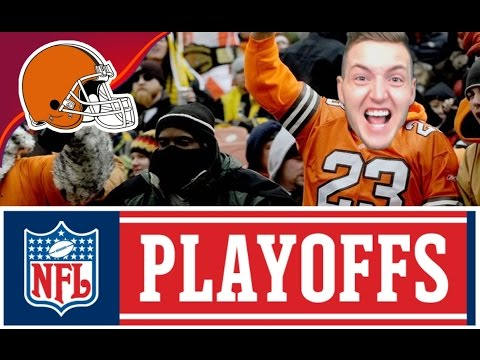BROWNS IN THE NFL PLAYOFFS!?!  - Madden 17 Cleveland Browns Connected Franchise #21