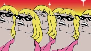 HEYYEYAAEYAAAEYAEYAA but every Second another He-Man appears!
