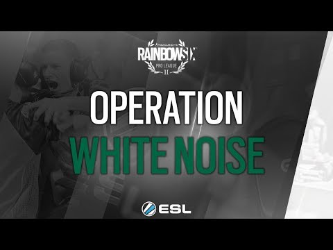 Rainbow Six Pro League 2017 - Season 3 Finals - White Noise Full Reveal